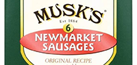 Musks Sausages